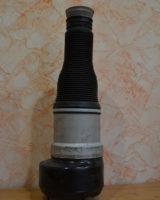 Пневмобаллон на Мерседес W221, задний